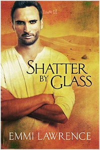 Shatter by Glass Cover Loose Id Novel Erotica Romance Emmi Lawrence