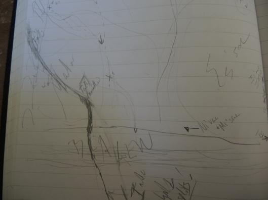 Closeup Ay'ril Woods